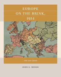 Cover Europe on the Brink, 1914