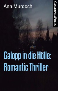 Cover Galopp in die Hölle: Romantic Thriller