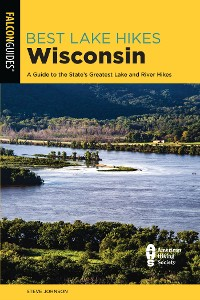 Cover Best Lake Hikes Wisconsin