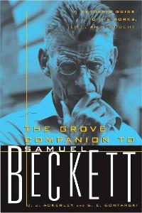 Cover The Grove Companion to Samuel Beckett