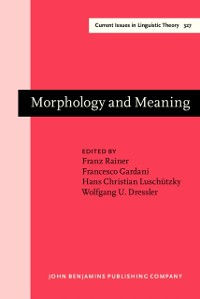 Cover Morphology and Meaning