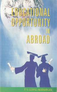 Cover Educational Opportunities in Abroad