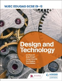 Cover WJEC Eduqas GCSE (9-1) Design and Technology
