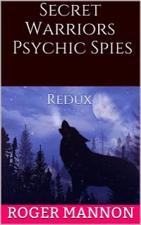 Cover Secret Warriors, Psychic Spies