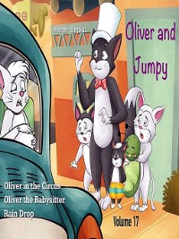 Cover Oliver and Jumpy, Stories 49-51
