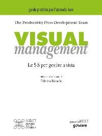 Cover Visual management. Le 5 S per gestire a vista