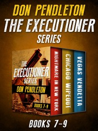 Cover The Executioner Series Books 7–9