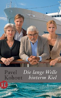 Cover Die lange Welle hinterm Kiel