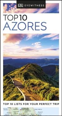Cover DK Eyewitness Top 10 Azores