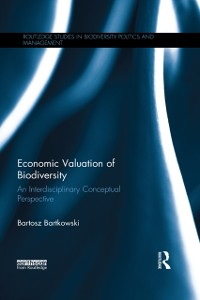 Cover Economic Valuation of Biodiversity