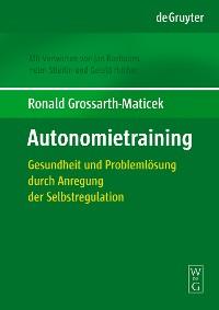 Cover Autonomietraining