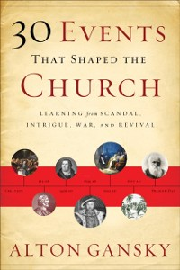 Cover 30 Events That Shaped the Church