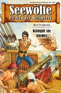 Cover Seewölfe - Piraten der Weltmeere 377