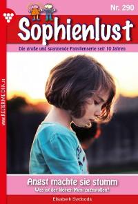Cover Sophienlust 290 – Familienroman