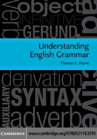 Cover Understanding English Grammar