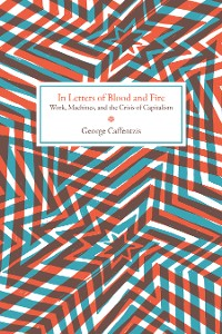 Cover In Letters of Blood and Fire