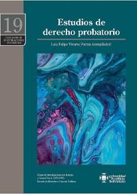 Cover Estudios de derecho probatorio
