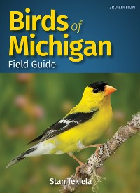 Cover Birds of Michigan Field Guide