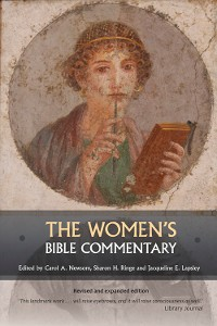 Cover The Women's Bible Commentary