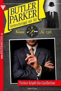 Cover Butler Parker 136 - Kriminalroman