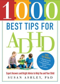 Cover 1000 Best Tips for ADHD