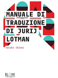 Cover Manuale di traduzione di Jurij Lotman