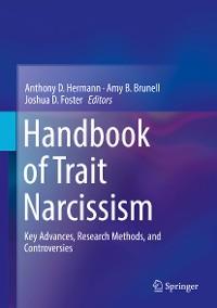 Cover Handbook of Trait Narcissism