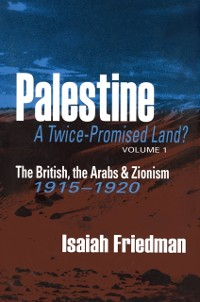 Cover Palestine: A Twice-Promised Land?