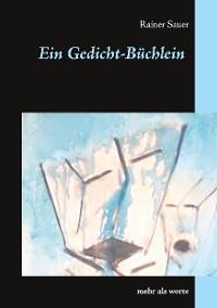 Cover Ein Gedicht-Büchlein