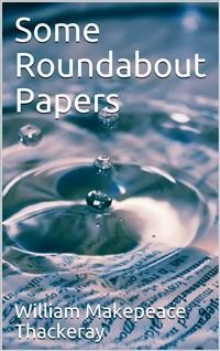 Cover Some Roundabout Papers