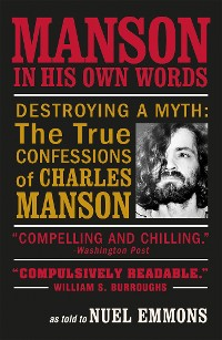 Cover Manson in His Own Words