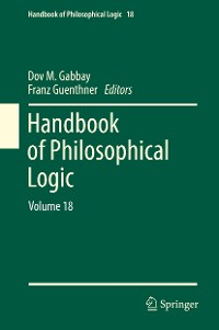 Cover Handbook of Philosophical Logic