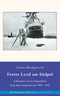 Cover Festes Land am Südpol