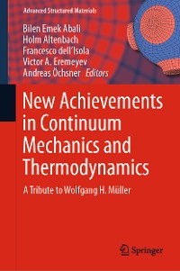 Cover New Achievements in Continuum Mechanics and Thermodynamics