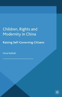 Cover Children, Rights and Modernity in China