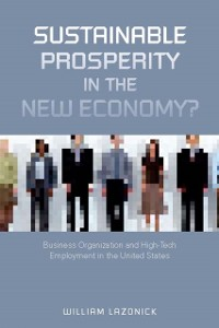 Cover Sustainable Prosperity in the New Economy