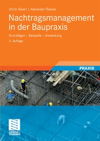 Cover Nachtragsmanagement in der Baupraxis