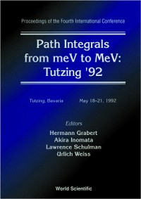 Cover Path Integrals From Mev To Mev : Tutzing '92 - Proceedings Of The Fouth International Conference