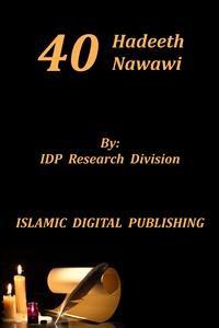 Cover Forty Hadeeth Nawawi