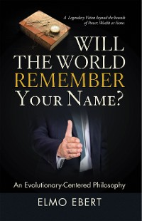 Cover Will the World Remember Your Name?