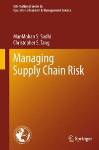 Cover Managing Supply Chain Risk