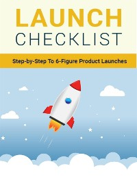 Cover Launch Checklist