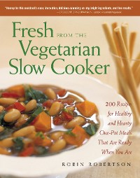 Cover Fresh from the Vegan Slow Cooker