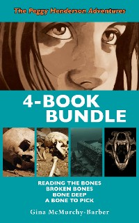 Cover Peggy Henderson Adventures 4-Book Bundle