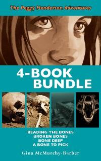 Cover Peggy Henderson Adventures 4-Book Bundle