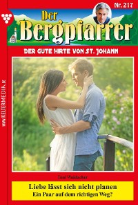 Cover Der Bergpfarrer 217 – Heimatroman