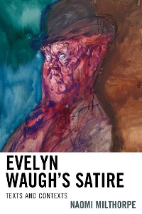 Cover Evelyn Waugh's Satire