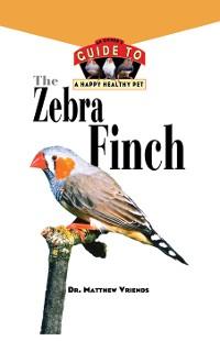 Cover The Zebra Finch