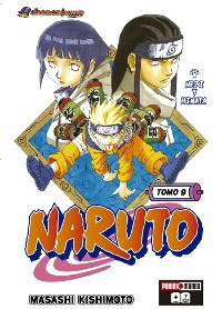 Cover Naruto 9