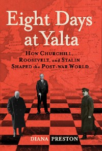 Cover Eight Days at Yalta